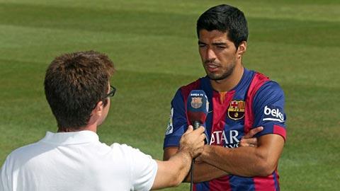 Luis Suarez: Một khởi đầu mới từ Siêu kinh điển