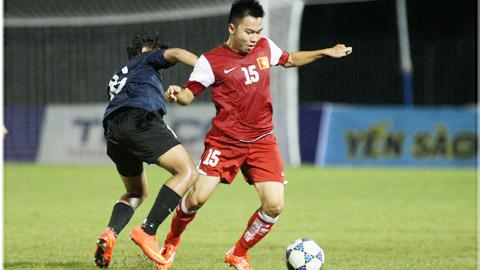 18h00 ngày 25/10, U21 báo Thanh Niên vs U19 HA.GL-Arsenal JMG: Khẳng định giá trị