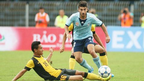 15h30 ngày 25/10, U21 Sydney vs U21 Singapore: Trận cầu danh dự