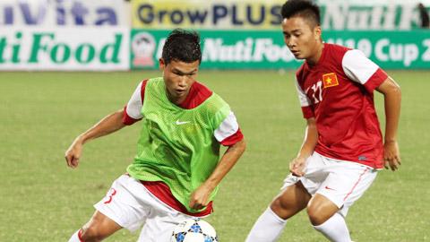 Trực tiếp: U19 HAGL Arsenal JMG - U21 Việt Nam
