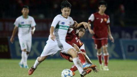 U21 báo Thanh Niên 0-0 U19 HA.GL-Arsenal JMG (Pen: 3-4): Cuộc đấu nghẹt thở!