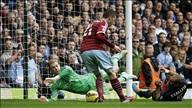 West Ham 2-1 Man City: Sự nghiệt ngã của bóng đá