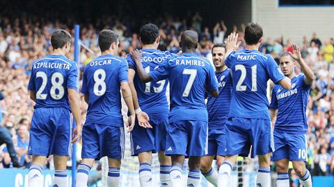 Đâu là cầu thủ hay nhất Chelsea?