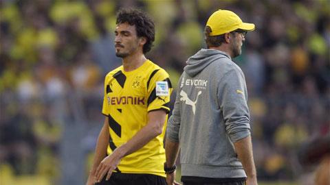 Vòng 9 Bundesliga: Dortmund chìm nghỉm