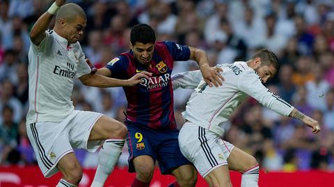 Luis Suarez đem lại... hy vọng cho Barca
