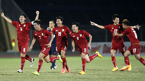 U21 Thái Lan 3-3 (pen 4-2) U21 Malaysia: Màn ngược dòng khó tin