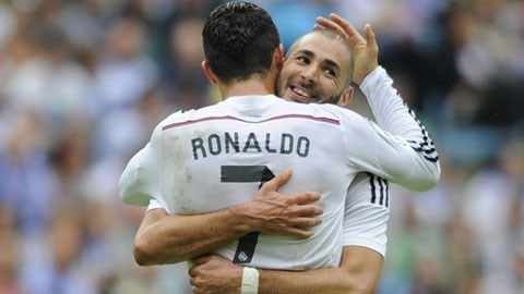 Tường thuật Real 3-1 Barca