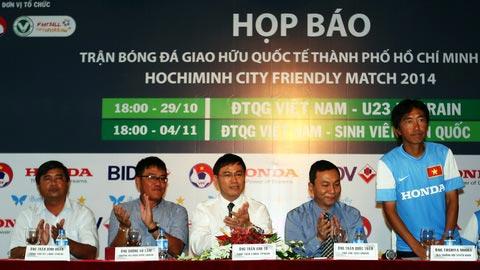 Việt Nam vs U23 Bahrain