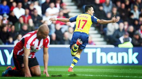 """Alexis Sanchez: """"Luis Suarez của Arsenal""""!"""