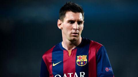 Messi phải tiêm thuốc giảm đau để đá trận El Clasico