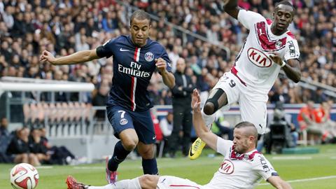 PSG thắng trận thứ ba liên tiếp: Tháng 10 tươi đẹp