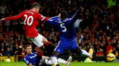 M.U 1-1 Chelsea: Sự trở lại của Van Persie