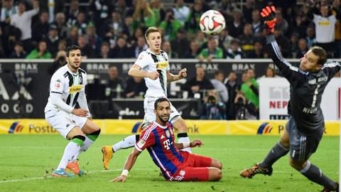 Khi cần, Bayern cũng biết phòng ngự!