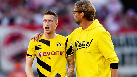 Dortmund sẽ sớm… vỡ tổ?
