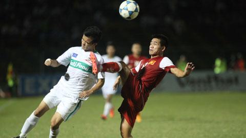 15h30 ngày 28/10, U21 báo Thanh Niên vs U21 Malaysia: Cơ hội cho chủ nhà