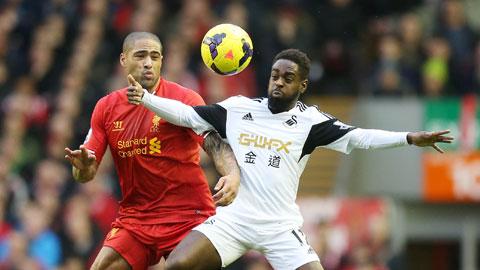 03h00 ngày 29/10, Liverpool vs Swansea: Nỗi buồn đeo bám Anfield