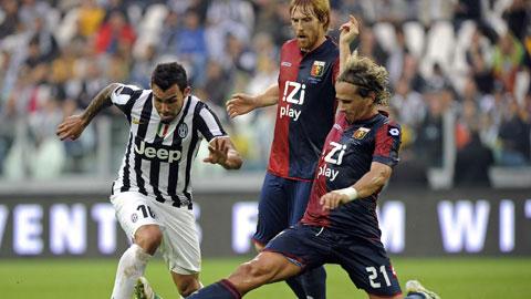 02h45 ngày 30/10, Genoa vs Juventus: Chưa thể cản Juve