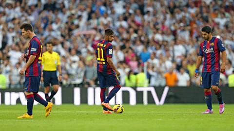 """""""Messi đã không chuyền cho Suarez lấy nổi một lần!"""""""