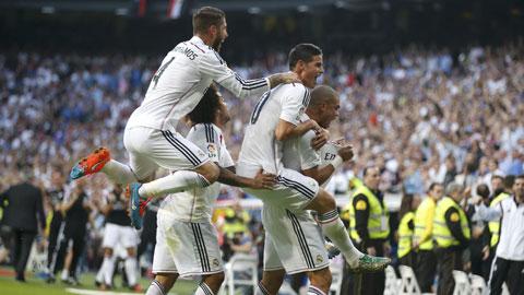 Real Madrid: Lột xác chóng vánh trong 42 ngày