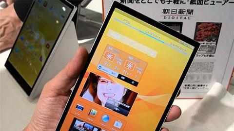 Smartphone màn hình 4K sẽ xuất hiện vào đầu năm 2016