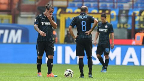 02h45 ngày 30/10, Inter vs Sampdoria: Khó đấy, Inter!