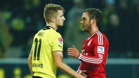 Dortmund cự tuyệt đàm phán với Bayern vụ Marco Reus