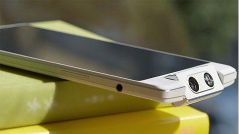 Oppo N3 - smartphone có camera 16MP tự động xoay