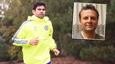 """Diego Costa đã """"giấu nhẹm"""" chấn thương"""