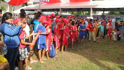 Toyota Mekong Club Championship 2014: Khai hội tưng bừng