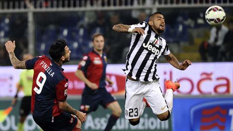 Juve thua trận đầu tiên ở Serie A 2014/15: Không chỉ là cái hắt hơi...