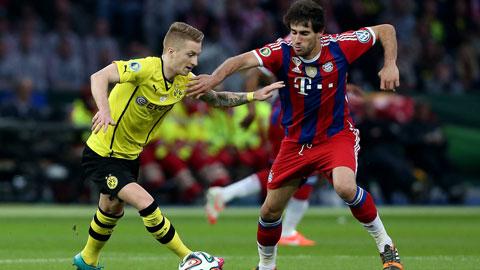 1 ngày trước đại chiến Bayern vs Dortmund: Nóng vì Marco Reus