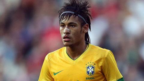 Neymar sẽ dự Olympic 2016