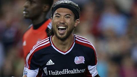 """Lee Nguyễn giành danh hiệu """"Cầu thủ xuất sắc nhất tháng 10"""" của MLS"""