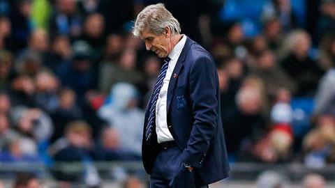 HLV Pellegrini sẽ bị Man City sa thải nếu trắng tay