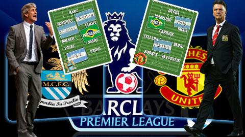 Derby Manchester sẽ phá kỷ lục về số cầu thủ Nam Mỹ đá chính ở 1 trận tại Premier League?