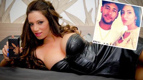 Neymar thuê chuyên cơ tới Serbia đón bạn gái siêu mẫu