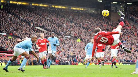 Derby Manchester: Từ trận cầu vài triệu bảng đến nửa tỉ bảng