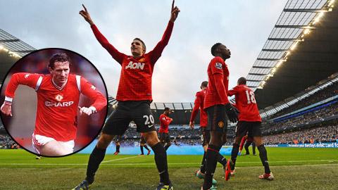 Derby Manchester: Vừa đá derby, vừa tán dóc với... đối thủ