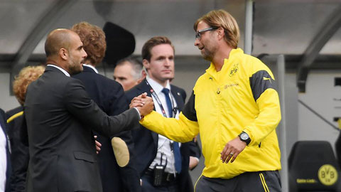 Pep Guardiola & Juergen Klopp: Dưới ngưỡng đấu quá ngưỡng