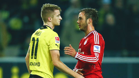 Marco Reus thẳng thừng từ chối Bayern