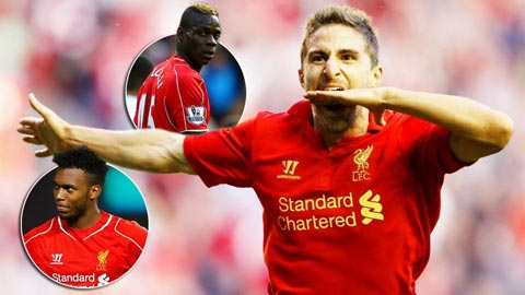 """Liverpool: Đến lúc tin dùng """"sát thủ ngậm dao"""""""