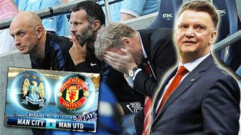 """Van Gaal sẽ """"trả thù"""" thành công cho Moyes?"""