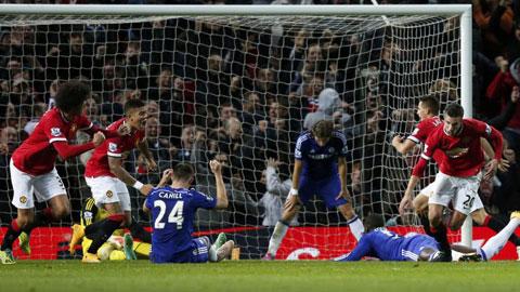 Chelsea đang quên đòn kết liễu?!
