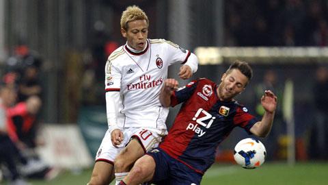 02h45 ngày 3/11: Milan vs Palermo: Tiến vào tốp 3