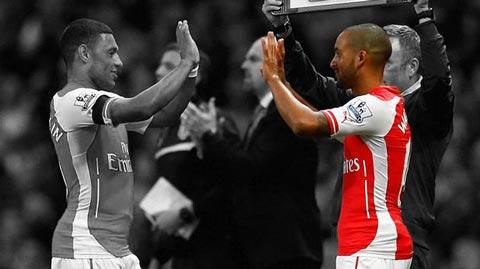 Sanchez tỏa sáng, Walcott trở lại, mùa giải với Arsenal giờ mới bắt đầu