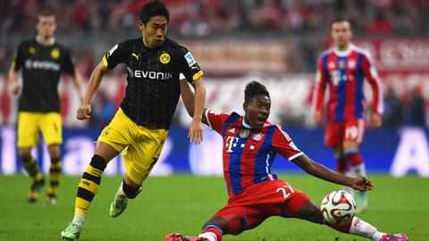 Những điều rút ra từ trận thắng của Bayern trước Dortmund