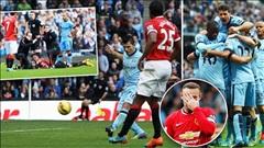 Man City 1-0 M.U:Trận thua tủi nhục