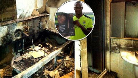 Hiện trường vụ Balo đốt nhà được hé lộ
