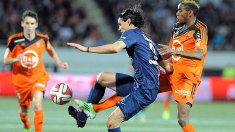 Vòng 12 Ligue 1: PSG phả hơi nóng vào gáy Marseille