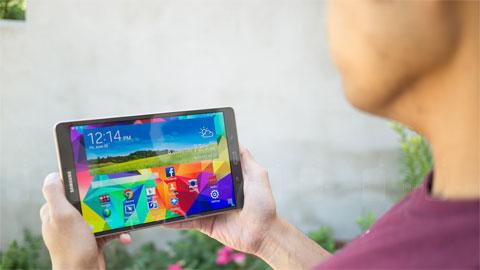 Những mẫu tablet có màn hình nét nhất